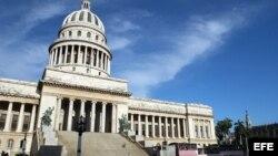 Capitolio Nacional, sede del ministerio de Ciencia
