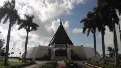 La aparición de Cachita, la cerámica de la Ermita de Miami
