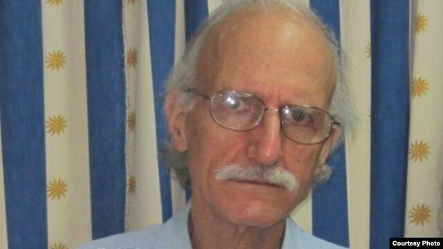 Alan Gross ha bajado de peso considerablemente durante su encierro en Cuba.