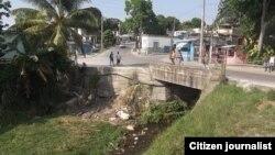 Reporta Cuba foto José Antonio Sieres Ramallo / puentes