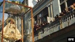 Testimonio de activista detenida en Regla durante la procesión de la Virgen