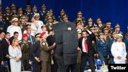 Abordamos el aparente atentado contra Nicolás Maduro