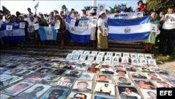 Madres centroamericanas marchan a México a buscar a sus hijos desaparecidos