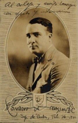 Conrado Massaguer