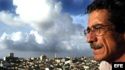 El cineasta cubano Fernándo Pérez.