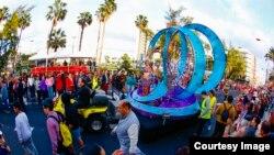 Carnaval de Las Palmas, Canarias.