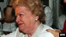 Escritora cubana recuerda a la actriz Carmen Montejo