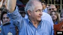 Antonio Ledezma afirma que Maduro seguirá encarcelando y reprimiendo