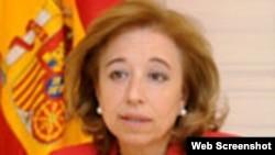 Secretaria de Comercio de España, Maria Luisa Poncela
