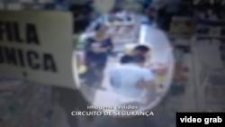 Tomado del video de las cámaras de vigilancia.