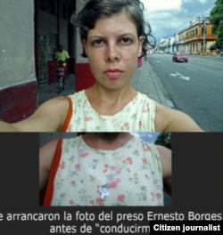 Reporta Cuba Lía Villares