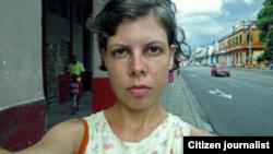 Bloguera cubana Lia Villares opina sobre la censura del Internet en Cuba