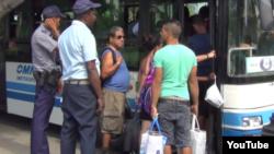 Reporta Cuba /transporte Habana