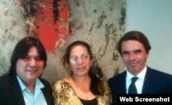 Ofelia Acevedo en España