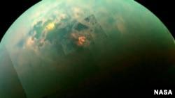 La luna Titán del planeta Saturno es la más parecida a la Tierra.