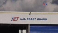 VIDEO: Equipo de rescate de la Guardia Costera habla sobre balseros cubanos