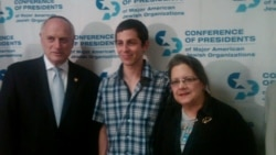 Ex soldado israelí agradece a quienes contribuyeron a su rescate