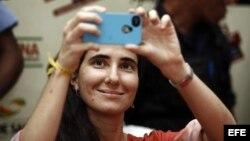 Cubanas expresan desde la isla su apoyo a Yoani Sánchez