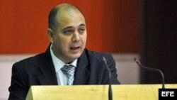 ARCHIVO. El ministro de Salud Pública de Cuba, Roberto Morales Ojeda