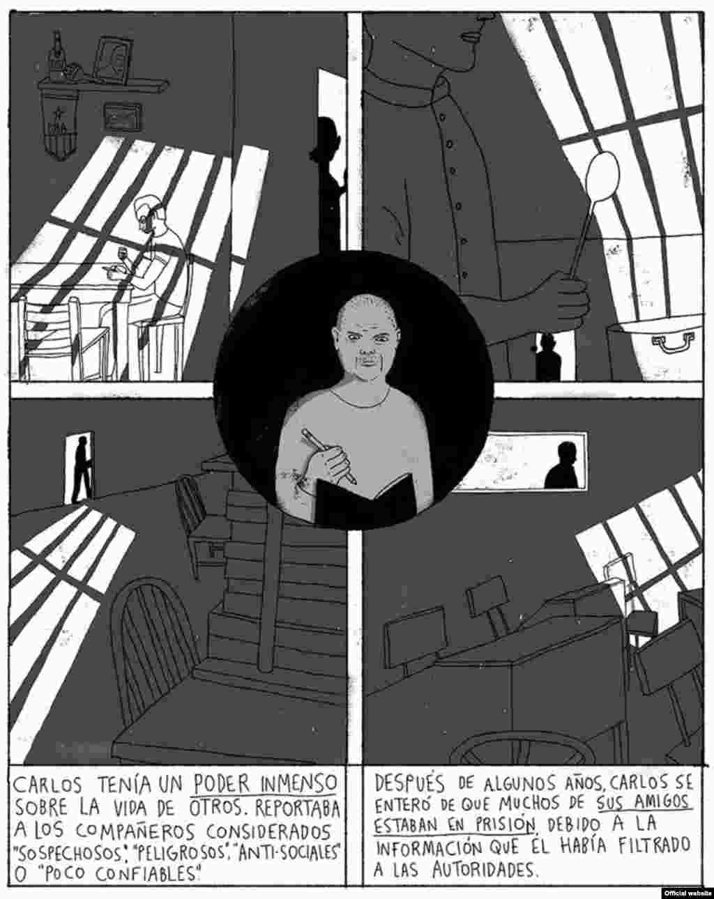 """""""Carlos"""", segunda entrega de """"Unas vidas cubanas"""", de Joan X. Vázquez."""