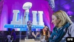 Super Bowl 52.