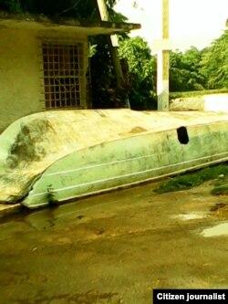 Reporta Cuba río Ariguanabo San Antonio de los Baños foto Bárbara Fdez