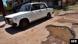 Cubanos opinan sobre estado de las carreteras