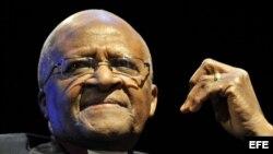 El arzobispo Desmond Tutu