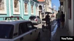 Calle de Santa Clara.