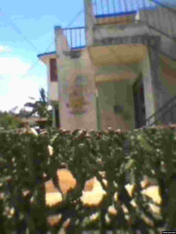 Consultorio de Quemado de Güines donde Yosmel Martínez debió ser atendido.