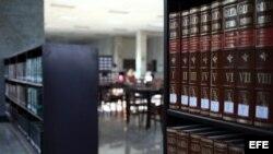 """Biblioteca Nacional """"José Martí."""" Foto de Archivo"""