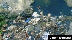 Reporta Cuba contaminación río Yayabo
