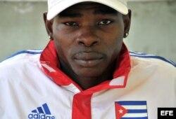 El doble campeón mundial y olímpico Guillermo Rigondeaux.