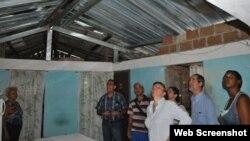 Funcionaria de la ONU en Santiago de Cuba