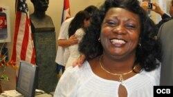 Berta: Recibí el apoyo de los exiliados cubanos