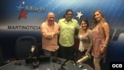 1800 Online con la cantante cubana Lorena Zozaya y el productor y coreógrafo Pablo Villavicencio