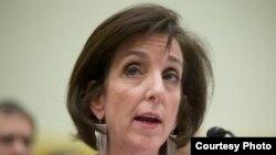 La secretaria adjunta para asuntos del Hemisferio Occidental Roberta Jacobson