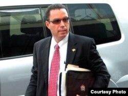 El parlamentario jamaicano por West Portland Daryl Vaz.