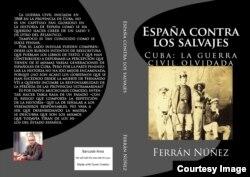 Imagen de portada del último libro de Ferrán Núñez.