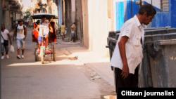 Reporta Cuba. Calles de La Habana.