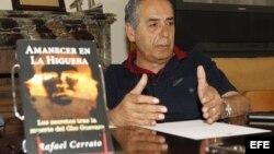Presentan en Miami el libro Amanecer en La Higuera