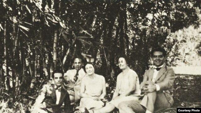 Federico García Lorca en Cuba