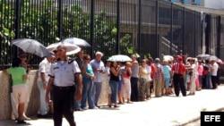 Washington concedió 19.500 visas de turismo a cubanos el último semestre, lo que representa un 27% más que en igual período del año anterior. De ellas el 90% de ellas eran múltiples.