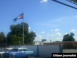 Bandera Cubana foto Red Cubana