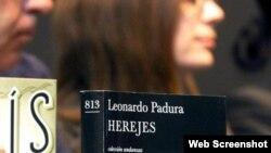Herejes, novela del escritor cubano Leonardo Padura