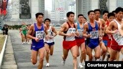 Maratón de Corea del Norte.