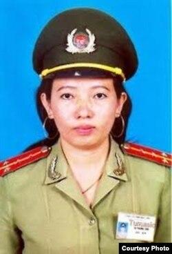 Ta Phong Tan - bloguera vietnamieta
