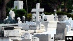 Denuncian desde Cuba profanaciones en cementerios