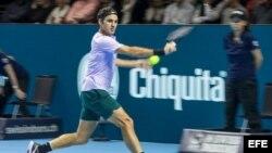 Federer jugará con Del Potro la final de Basel.