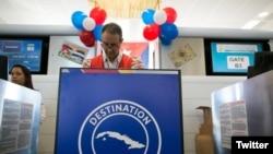 Southwest Airlines inaugura ruta Fort Lauderdale-Varadero.